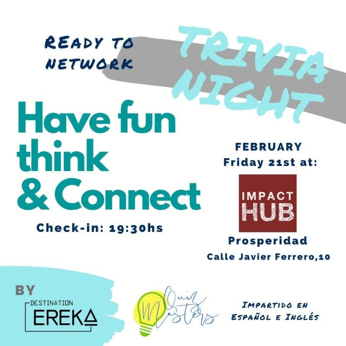 Trivia Night: have fun, think & connect